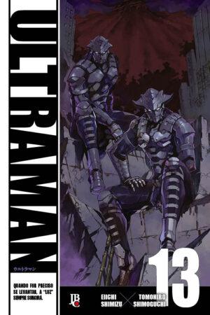 capa de Ultraman #13