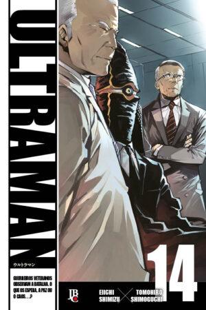 capa de Ultraman #14