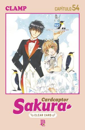 capa de Cardcaptor Sakura - Clear Card Arc Capítulo #054