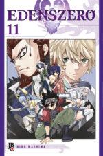 capa de Edens Zero #11
