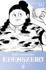 capa de Edens Zero Capítulo #147