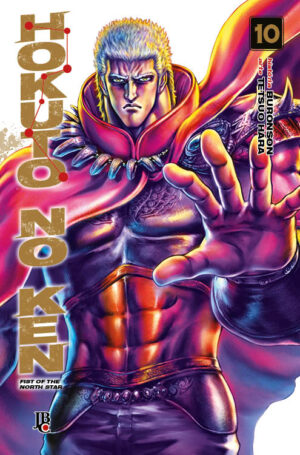 capa de Hokuto no Ken #10