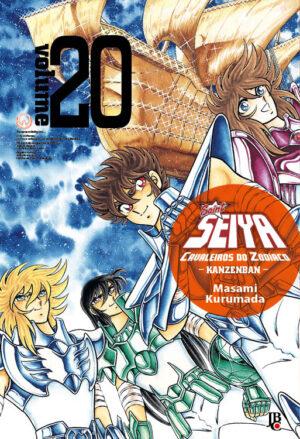 capa de CDZ – Saint Seiya [Kanzenban] #20