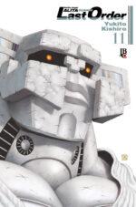 capa de Battle Angel Alita – Last Order #11