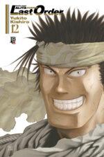 capa de Battle Angel Alita – Last Order #12
