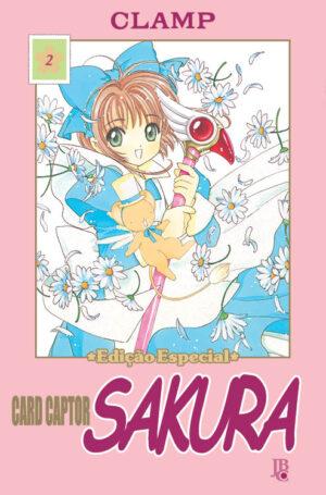 capa de Card Captor Sakura #02
