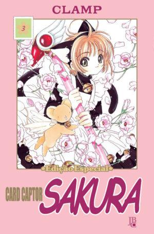 capa de Card Captor Sakura #03