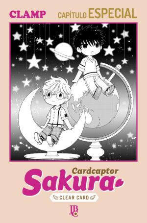 capa de Cardcaptor Sakura - Clear Card Arc Capítulo Especial III