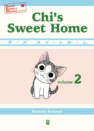 capa de Chi's Sweet Home #02