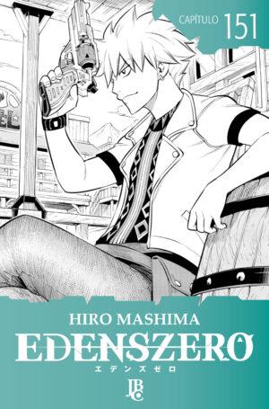 capa de Edens Zero Capítulo #151