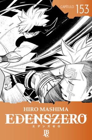 capa de Edens Zero Capítulo #153