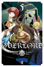 capa de Overlord #05