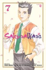 capa de Sakura Wars #07