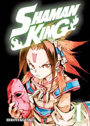 capa de Shaman King BIG #01