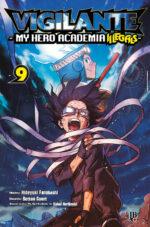 capa de Vigilante: My Hero Academia Illegals #09