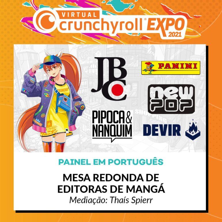 Virtual Crunchyroll Expo JBC