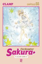 capa de Cardcaptor Sakura - Clear Card Arc Capítulo #055
