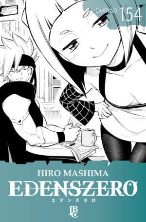 capa de Edens Zero Capítulo #154
