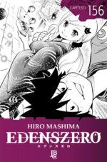 capa de Edens Zero Capítulo #156