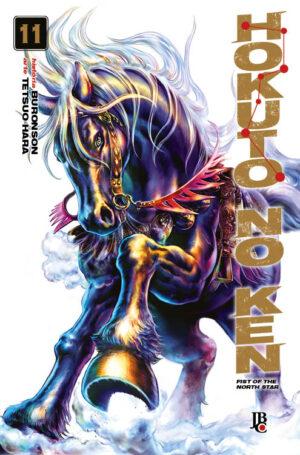 capa de Hokuto no Ken #11