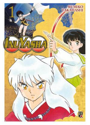 capa de InuYasha Wideban #01