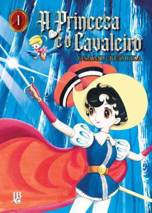 capa de A Princesa e o Cavaleiro #01