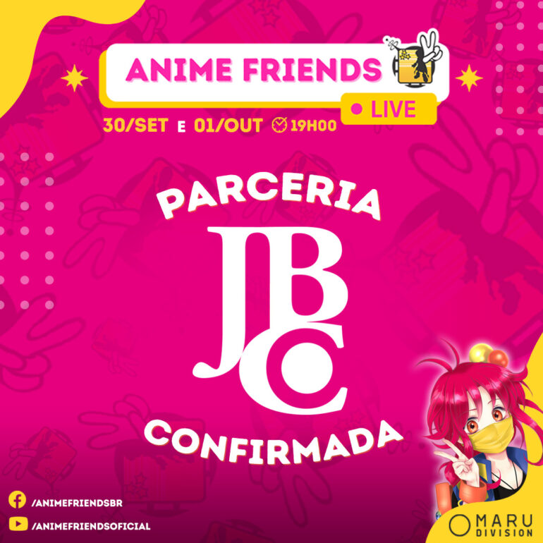 anime friends live jbc