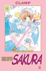 capa de Card Captor Sakura #09