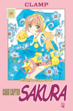capa de Card Captor Sakura #10