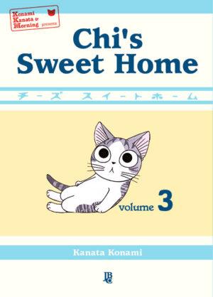 capa de Chi's Sweet Home #03