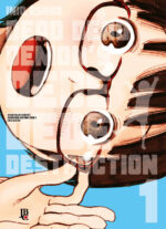 capa de Dead Dead Demon's Dededede Destruction #01