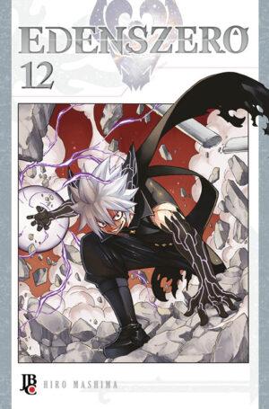 capa de Edens Zero #12
