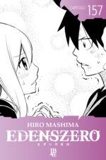 capa de Edens Zero Capítulo #157