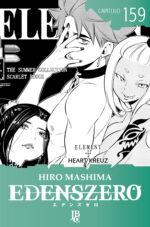 capa de Edens Zero Capítulo #159