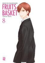 capa de Fruits Basket Edição de Colecionador #08