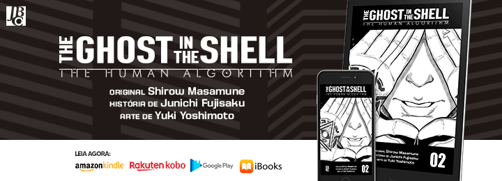 The Ghost in The Shell - The Human Algorithm