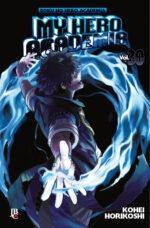 capa de My Hero Academia #30