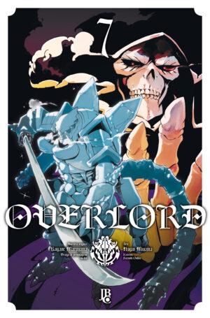 capa de Overlord #07