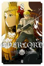 capa de Overlord #08