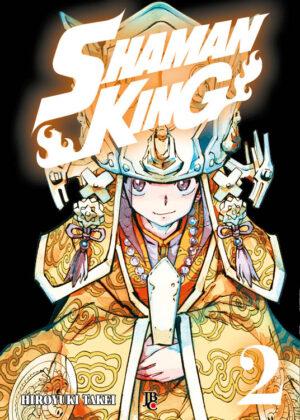 capa de Shaman King BIG #02