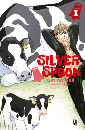 capa de Silver Spoon #01