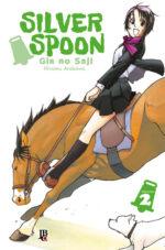 capa de Silver Spoon #02