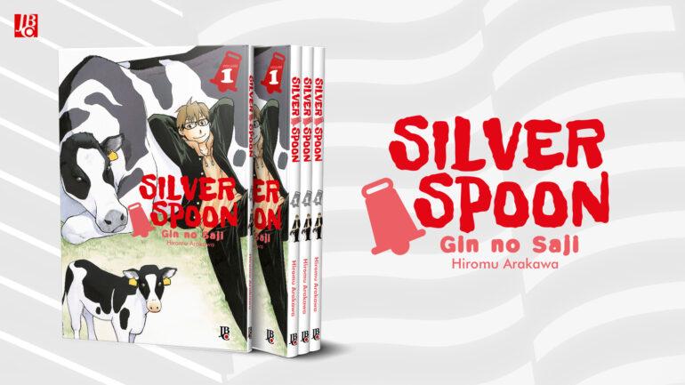 silver spoon volume 1
