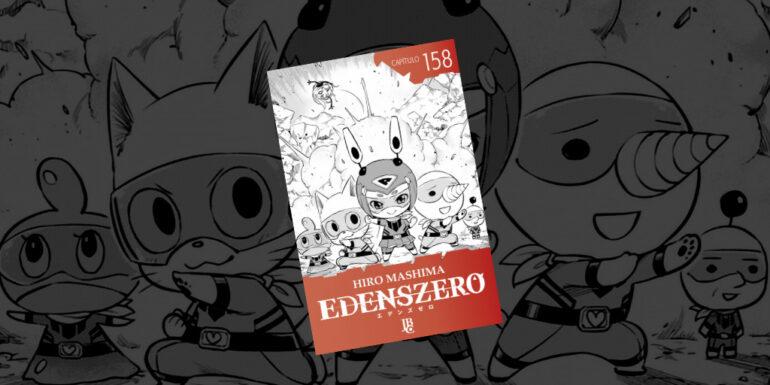edens zero capítulo 158