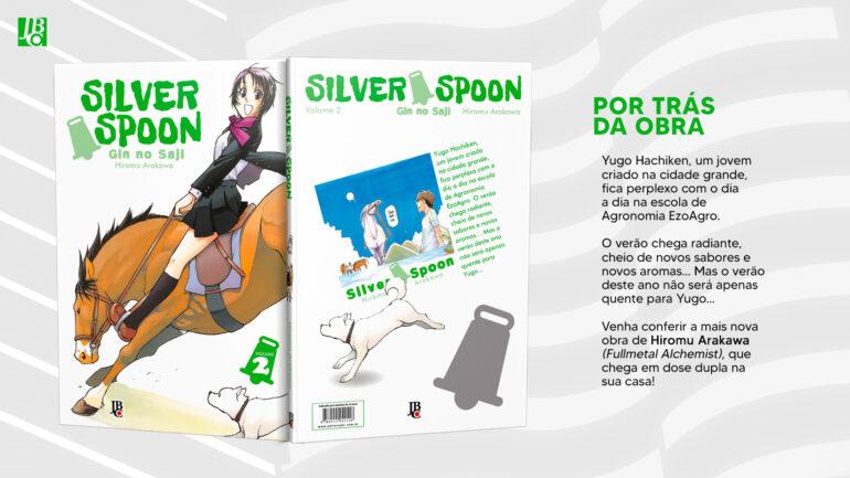 silver spoon volume 2