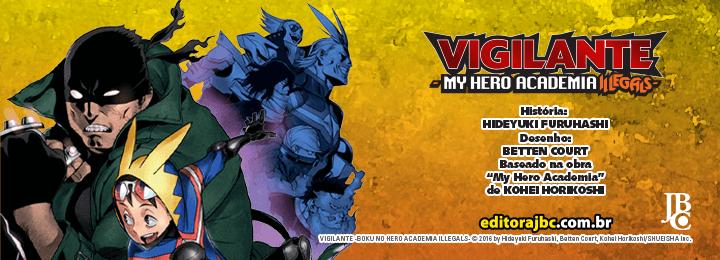 Vigilante: My Hero Academia Illegals