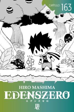 capa de Edens Zero Capítulo #163