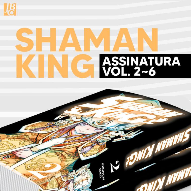 Shaman King [2~6] - Pré-venda