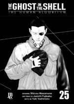capa de The Ghost in The Shell - The Human Algorithm #025