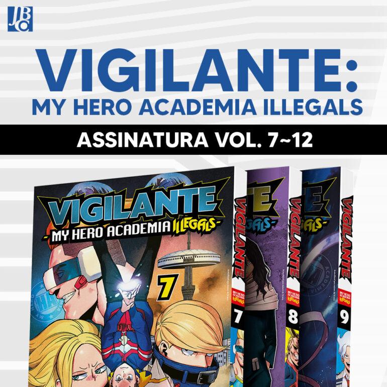 Vigilante My Hero Academia [7~12]